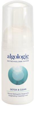 Algologie Detox & Clean oxidáló tisztító hab