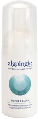 Algologie Detox & Clean Spuma de curatat cu oxigen activ