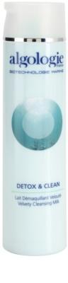 Algologie Detox & Clean könnyű állagú tisztítótej