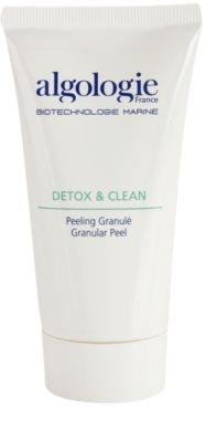 Algologie Detox & Clean exfoliante con minerales