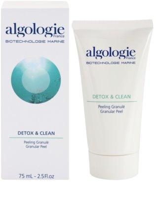 Algologie Detox & Clean Peeling mit Mineralien 1