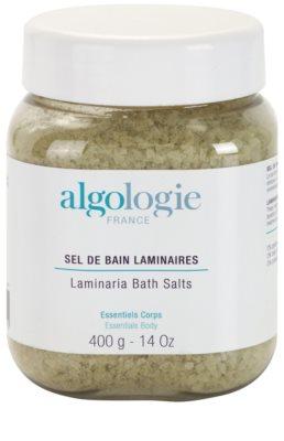 Algologie Essentials Body morská soľ do kúpeľa s minerálmi