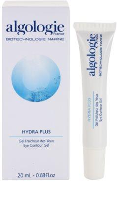 Algologie Hydra Plus інтенсивний гелевий крем для шкріри навколо очей 1