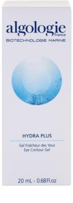 Algologie Hydra Plus інтенсивний гелевий крем для шкріри навколо очей 2