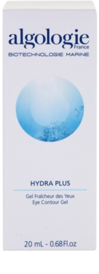 Algologie Hydra Plus creme gel intensivo para o contorno dos olhos 2