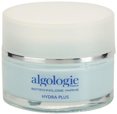 Algologie Hydra Plus crema hidratante ligera  para pieles normales