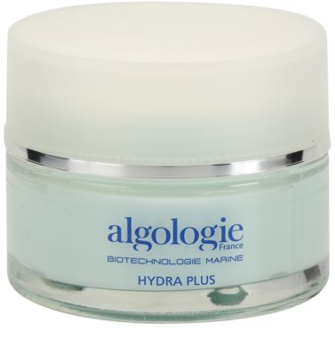 Algologie Hydra Plus crema nutritiva  para pieles secas