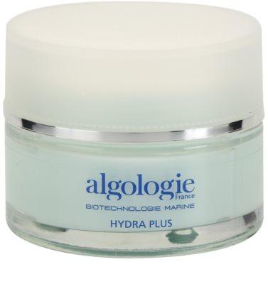 Algologie Hydra Plus nährende Creme für trockene Haut