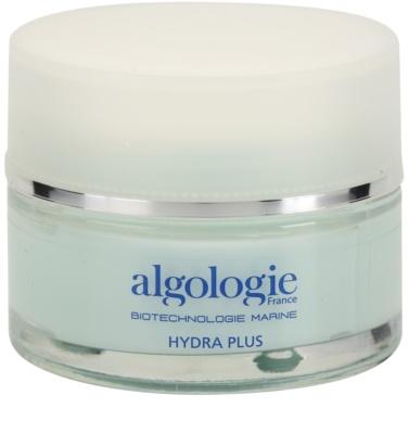 Algologie Hydra Plus tápláló krém száraz bőrre