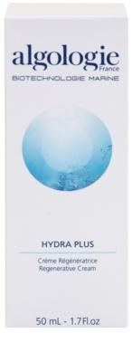 Algologie Hydra Plus regenerierende Nachtcreme für trockene und gereizte Haut 2