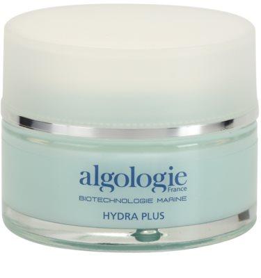 Algologie Hydra Plus crema hidratante con textura de gel para iluminar la piel