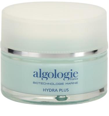 Algologie Hydra Plus hydratisierende Gel-Creme zur Verjüngung der Gesichtshaut
