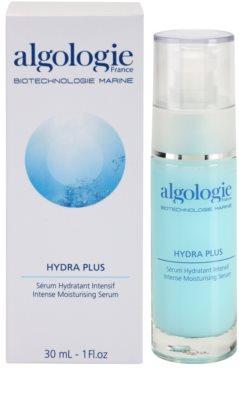 Algologie Hydra Plus ser pentru netezire pentru piele deshidratata 1