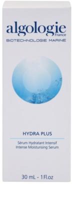 Algologie Hydra Plus serum wygładzające do cery odwodnionej 2
