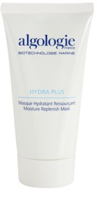 Algologie Hydra Plus masca pentru fata lumineaza si catifeleaza pielea
