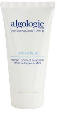 Algologie Hydra Plus maseczka do twarzy dla efektu rozjaśnienia i wygładzenia skóry