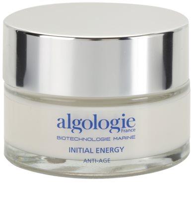 Algologie Initial Energy creme revitalizante contra os primeiros sinais de envelhecimento