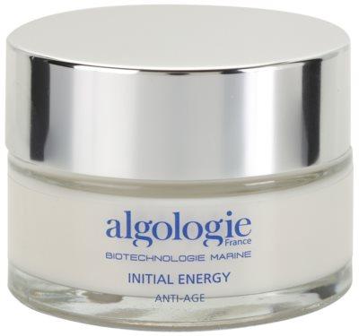 Algologie Initial Energy revitalisierende Creme gegen die ersten Anzeichen von Hautalterung