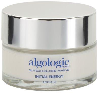 Algologie Initial Energy revitalizační krém proti prvním známkám stárnutí pleti