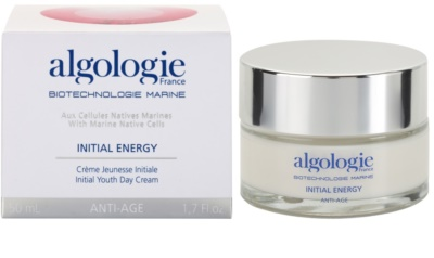 Algologie Initial Energy revitalisierende Creme gegen die ersten Anzeichen von Hautalterung 2