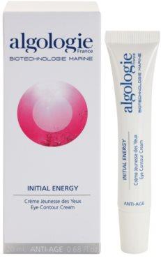 Algologie Initial Energy Feuchtigkeitscreme für die Augenpartien 1