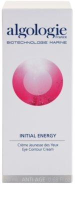 Algologie Initial Energy Feuchtigkeitscreme für die Augenpartien 2