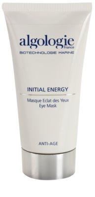 Algologie Initial Energy nährende Maske für die Augenpartien