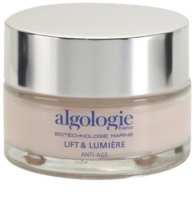 Algologie Lift & Lumiere освітлюючий денний крем з ліфтинговим ефектом