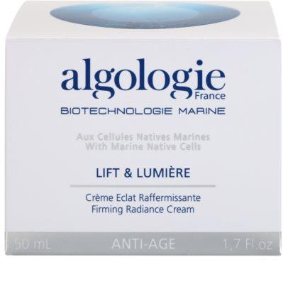 Algologie Lift & Lumiere élénkítő nappali krém lifting hatással 3