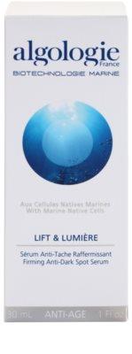 Algologie Lift & Lumiere intenzív szérum a bőröregedés ellen 2