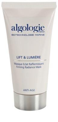 Algologie Lift & Lumiere liftingová a zpevňující maska pro zralou pleť