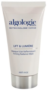 Algologie Lift & Lumiere зміцнююча маска з ефектом ліфтінгу для зрілої шкіри