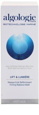 Algologie Lift & Lumiere маска с лифтинг и стягащ ефект за зряла кожа 2