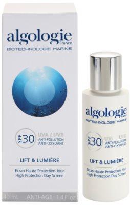Algologie Lift & Lumiere ochranná denní emulze SPF 30 1