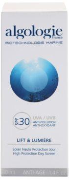 Algologie Lift & Lumiere ochranná denní emulze SPF 30 2
