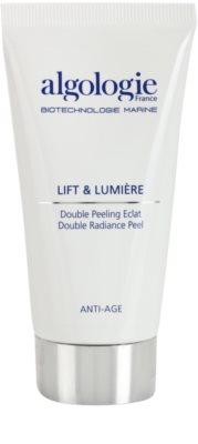 Algologie Lift & Lumiere exfoliante enzimático para redensificar la piel