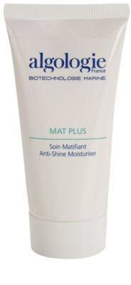 Algologie Mat Plus fluido matificante  com óleos essenciais