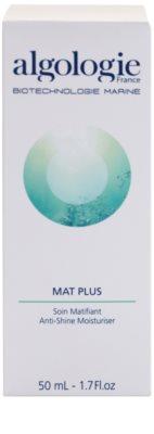 Algologie Mat Plus fluido matificante  com óleos essenciais 2