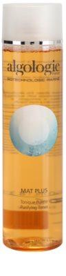 Algologie Mat Plus tónico facial de água do mar sem álcool