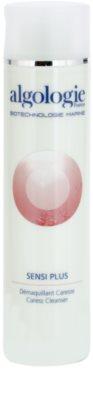 Algologie Sensi Plus mleczko oczyszczajace dla cery wrażliwej