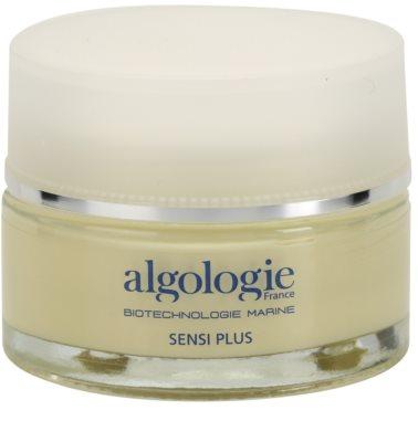 Algologie Sensi Plus crema hidratanta cu efect iluminator pentru piele sensibila normala-combinata