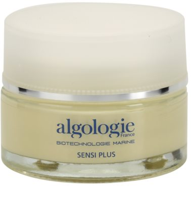 Algologie Sensi Plus Creme hidratante iluminador para pele normal a mista sensível