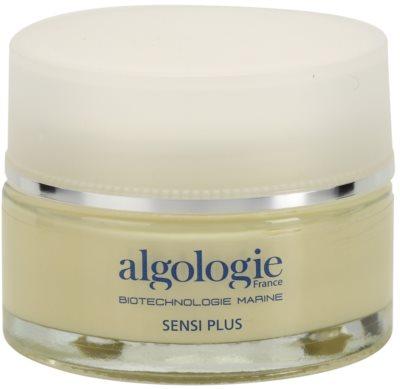 Algologie Sensi Plus posvetlitvena vlažilna krema za normalno do mešano občutljivo kožo