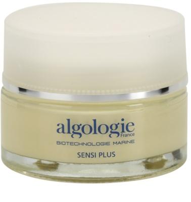 Algologie Sensi Plus роз'яснюючий зволожуючий крем для нормальної та змішаної чутливої шкіри
