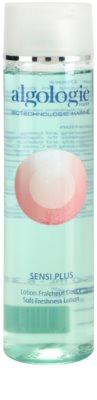 Algologie Sensi Plus arctisztító víz az érzékeny arcbőrre