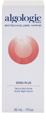 Algologie Sensi Plus regenerierendes Nachtserum für empfindliche und irritierte Haut 2