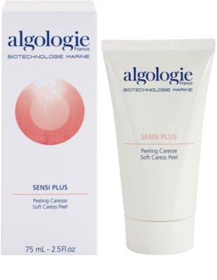 Algologie Sensi Plus jemný čisticí peeling pro citlivou pleť 1