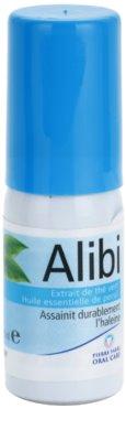 Alibi Oral Care spray bucal para aliento fresco