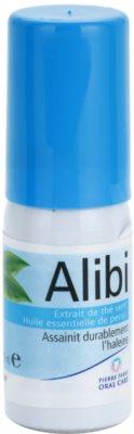 Alibi Oral Care szájspray a friss leheletért