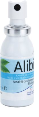 Alibi Oral Care Mundspray für frischen Atem 1